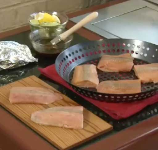 How to Grill Fish
